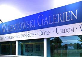 Walentowski Galerien Stammhaus Werl